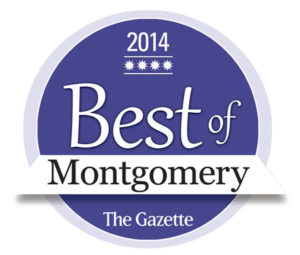Tea Spa Wins Best Spa of Montgomery 2014
